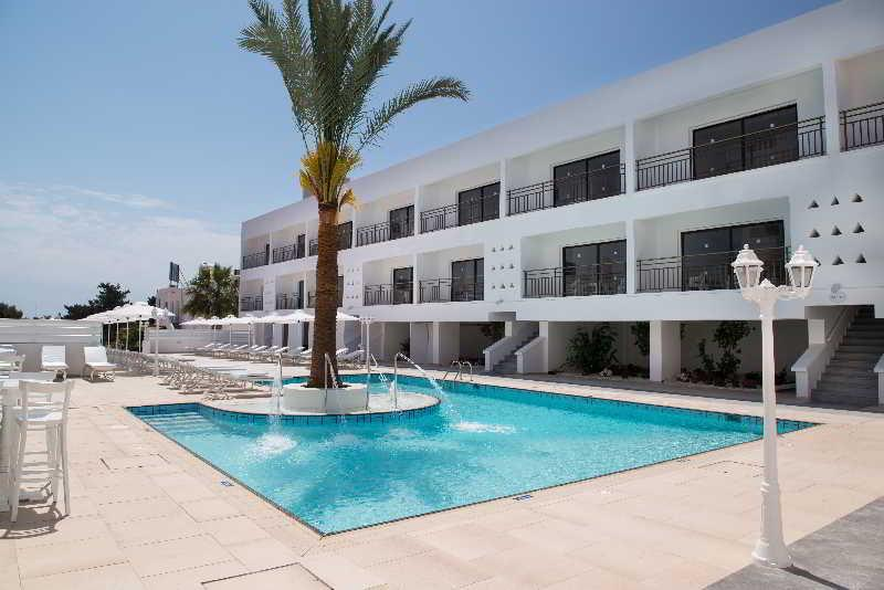 Holidays at Liquid Hotel Apartments in Ayia Napa, Cyprus