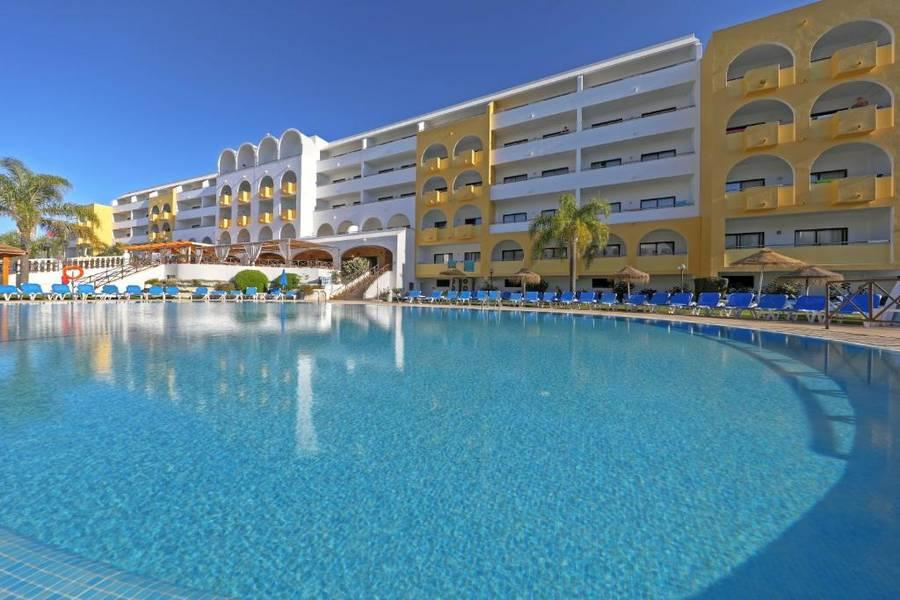 Holidays at Alagoamar Hotel Apartments in Albufeira, Algarve