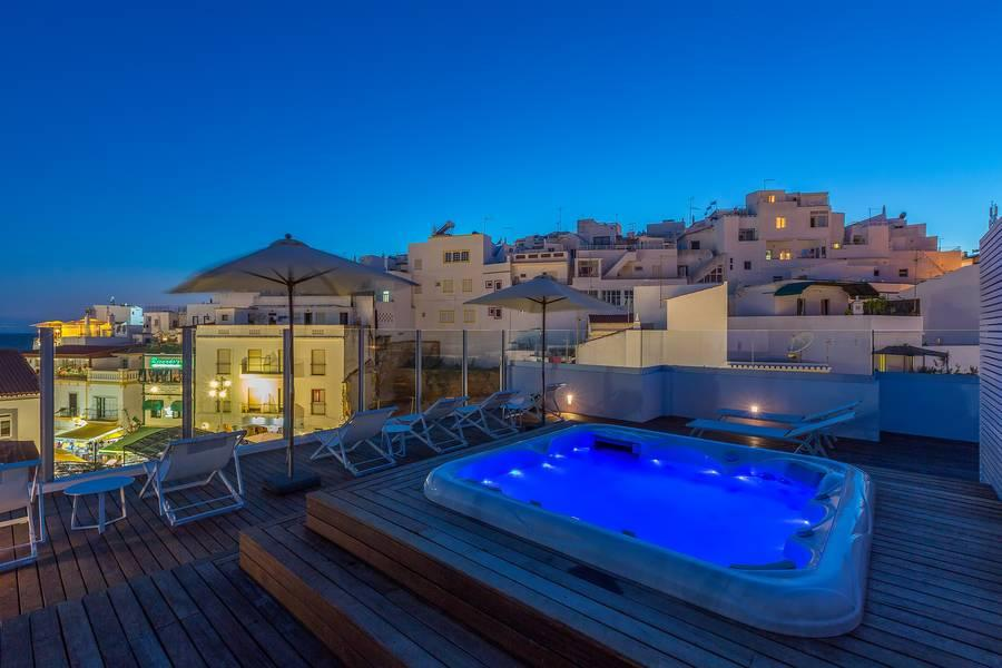 Holidays at Baltum Hotel in Albufeira, Algarve