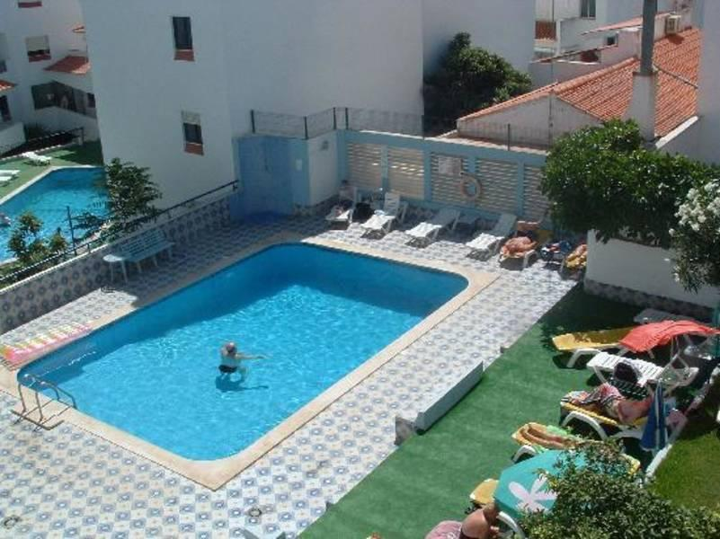 Holidays at Casa Mitchell Apartments in Albufeira, Algarve