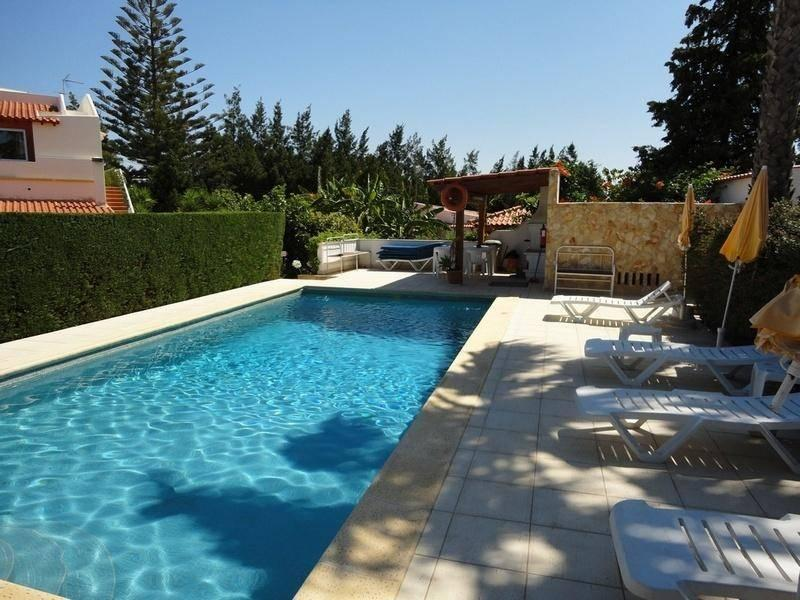 Holidays at Flor Da Laranja Apartments in Olhos de Agua, Albufeira