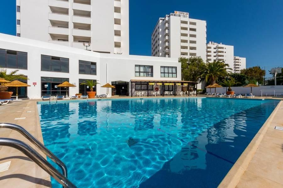 Holidays at Janelas do Mar Aparthotel in Albufeira, Algarve