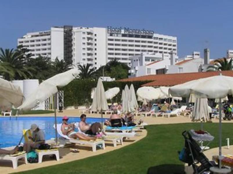 Holidays at Montechoro Clube 99 Apartments in Albufeira, Algarve