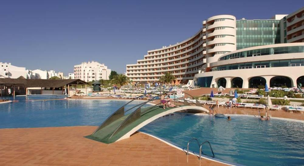 Holidays at Paraiso de Albufeira Hotel in Albufeira, Algarve