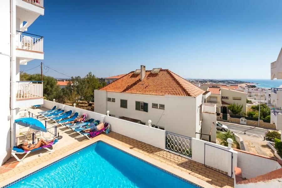 Holidays at Residencial Mar A Vista Hotel in Albufeira, Algarve