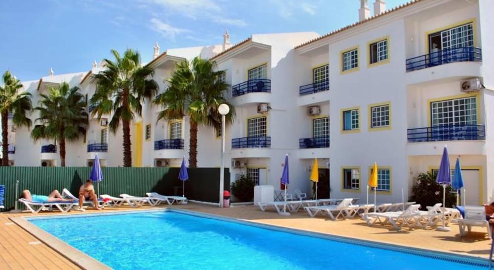 Holidays at Sereia da Oura Apartments in Albufeira, Algarve
