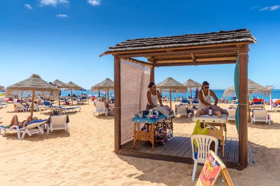 Holidays at Hotel Sol e Mar in Albufeira, Algarve