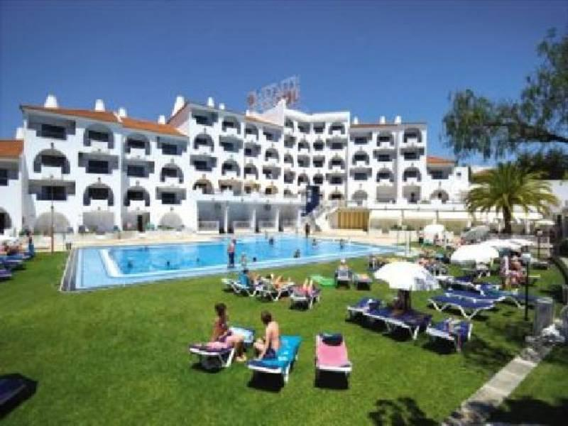 Holidays at Tropical Sol Apartments in Albufeira, Algarve