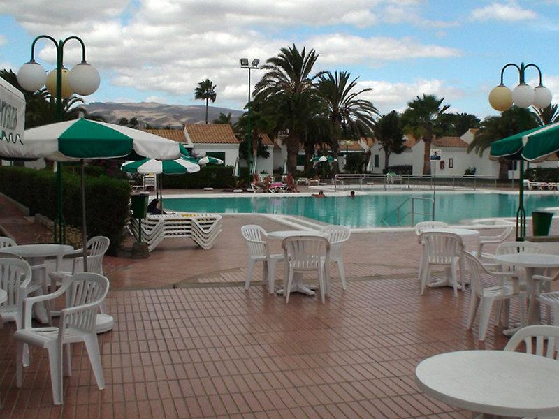 Holidays at Campo Golf Bungalows in Maspalomas, Gran Canaria