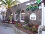 Entrance to Parque Nogal Hotel