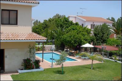 Holidays at Reginas Exclusive Villas in Oroklini, Larnaca