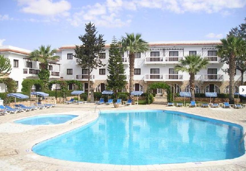 Holidays at Lysithea Beach Aparthotel in Larnaca Bay, Larnaca