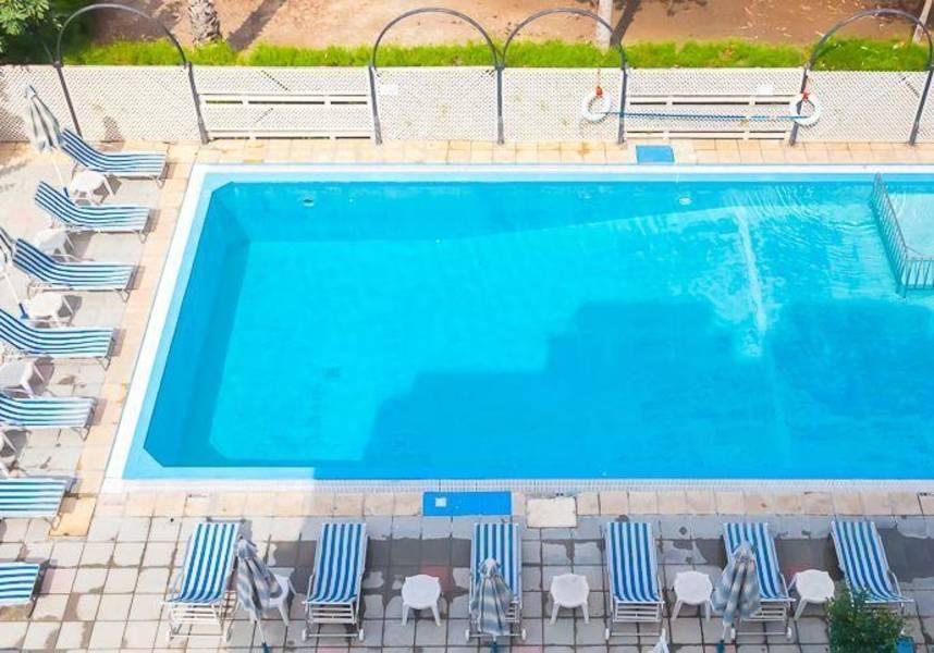 Holidays at San Remo Hotel in Larnaca, Cyprus