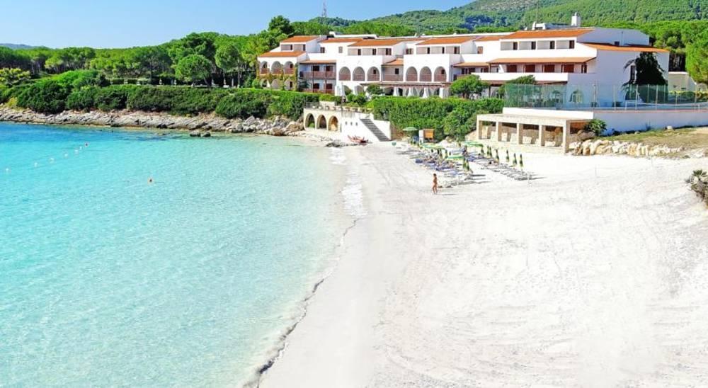 Holidays at Punta Negra Hotel in Alghero, Sardinia