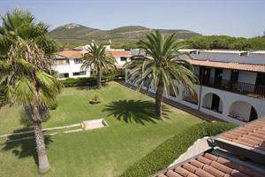 Holidays at Porto Conte Hotel in Alghero, Sardinia
