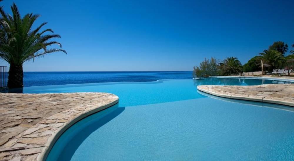 Holidays at Costa Dei Fiori Hotel in Santa Margherita Di Pula, Sardinia