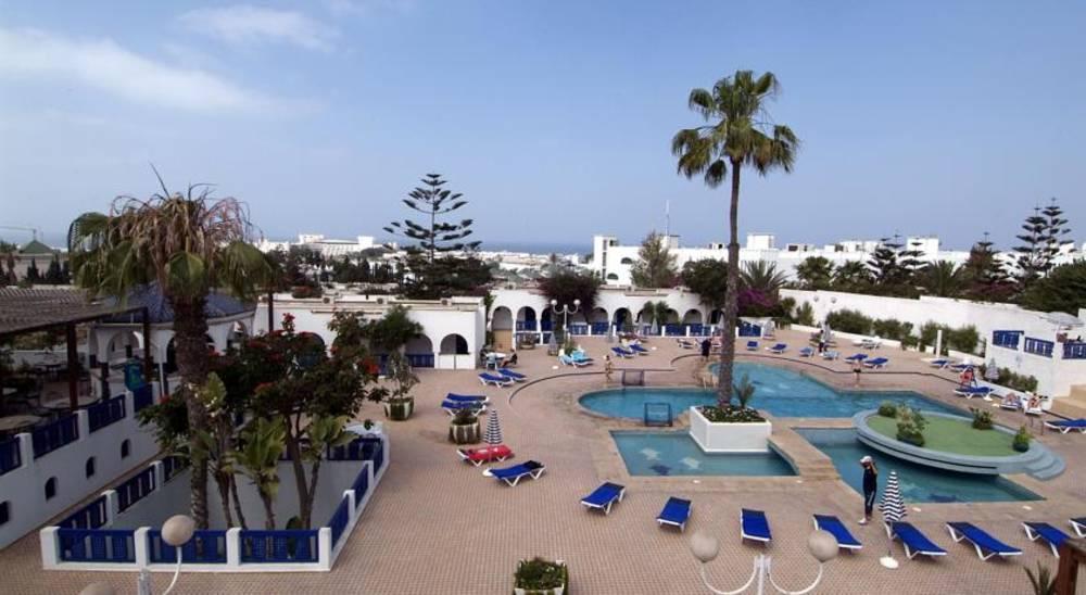 Holidays at Les Omayades Hotel in Agadir, Morocco