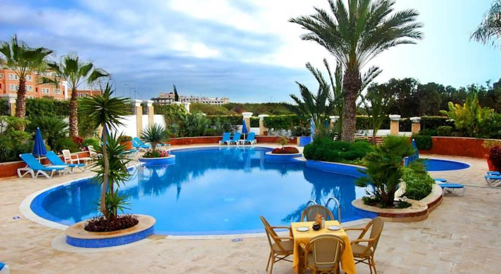 Holidays at Golden Beach Apart Hotel in Agadir, Morocco