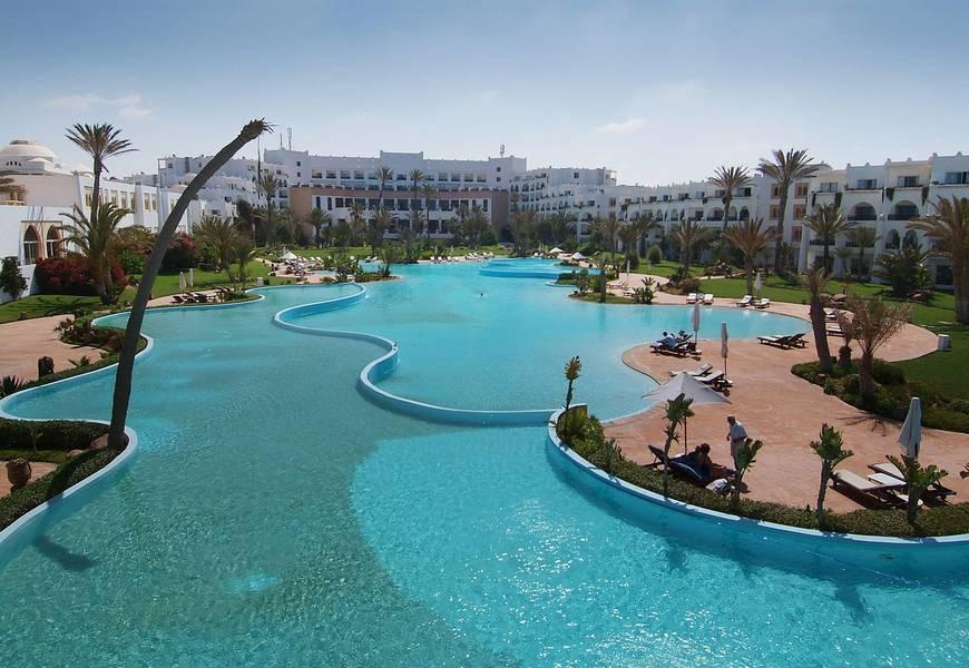 Holidays at Palais Des Roses Hotel in Agadir, Morocco