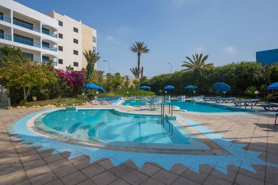 Holidays at Residence Rihab Hotel in Agadir, Morocco