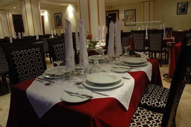 Holidays at Prince de Paris Hotel in Casablanca, Morocco