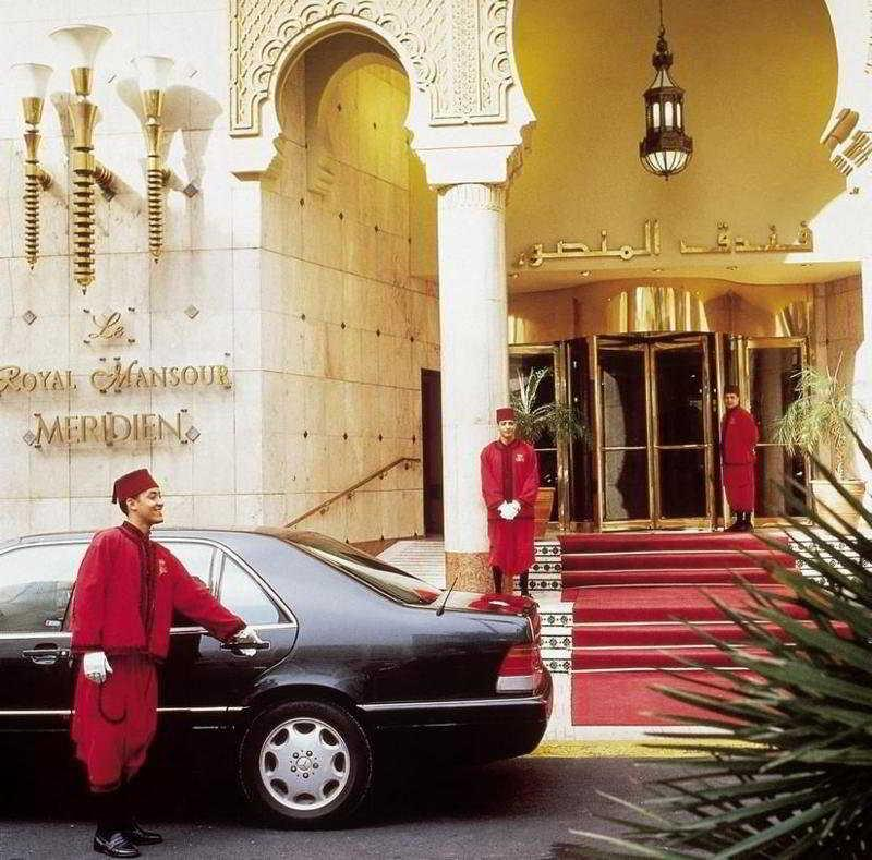 Holidays at Royal Mansour Hotel in Casablanca, Morocco