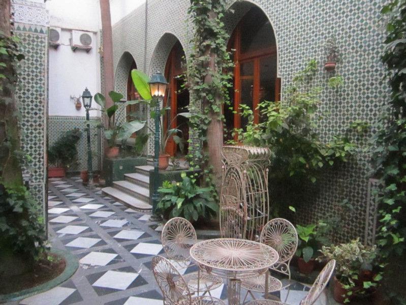 Holidays at Transatlantique Hotel in Casablanca, Morocco
