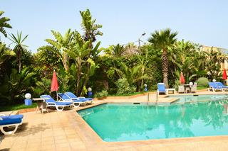 Holidays at Azur Hotel in Casablanca, Morocco