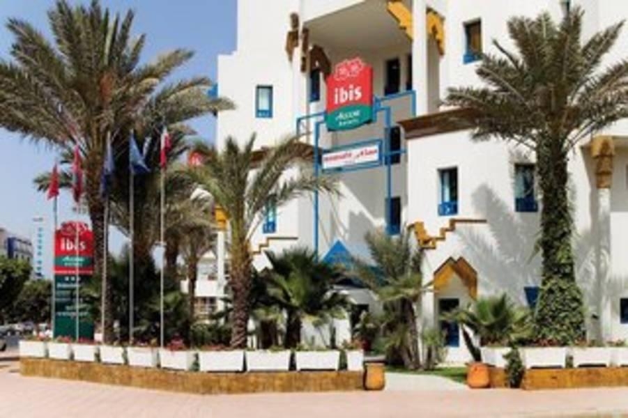 Holidays at Ibis Moussafir Hotel in Agadir, Morocco