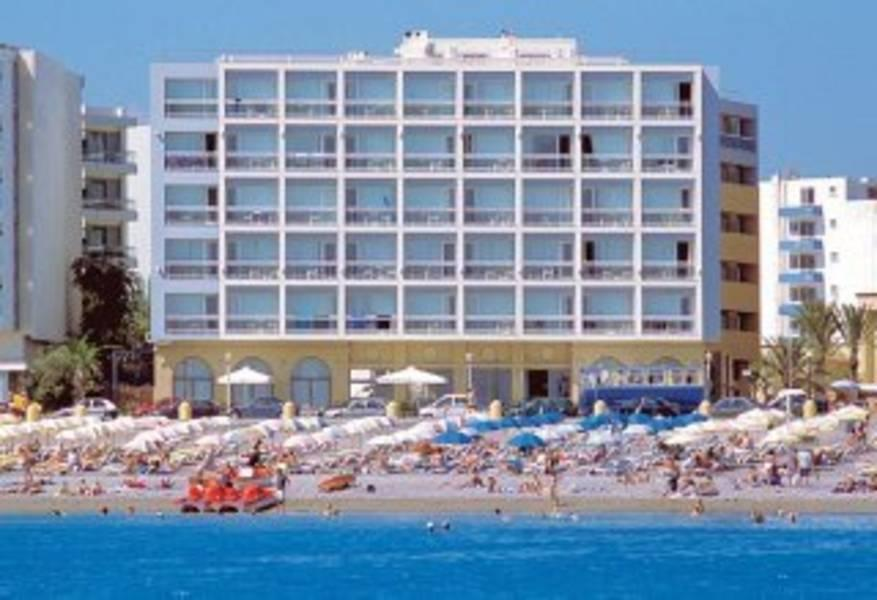 Holidays at Ibiscus Hotel in Rhodes Town, Rhodes