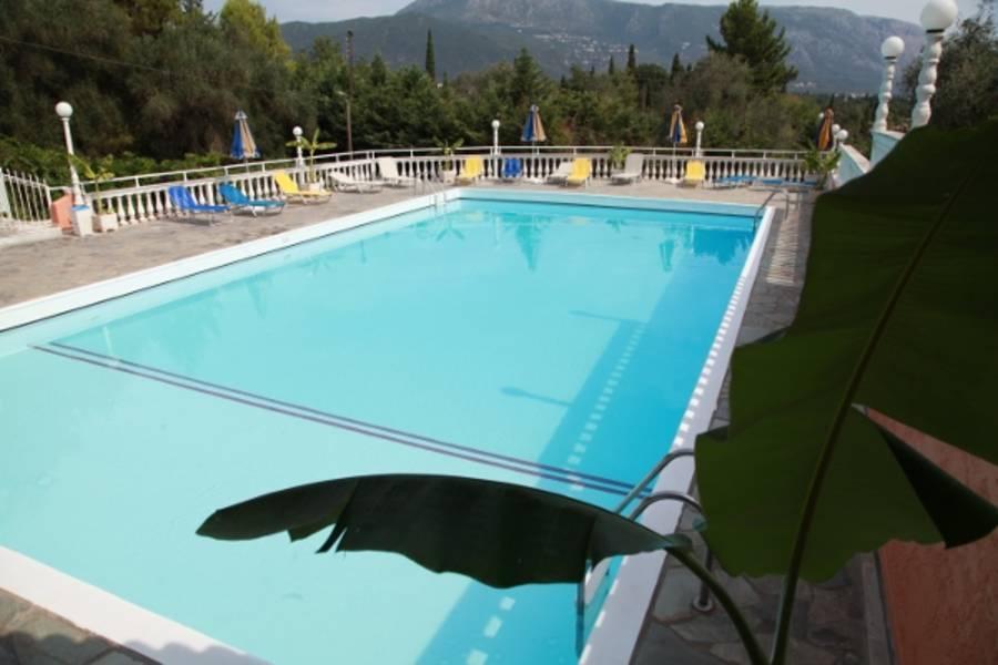 Holidays at Victoria Hill Hotel in Dassia, Corfu