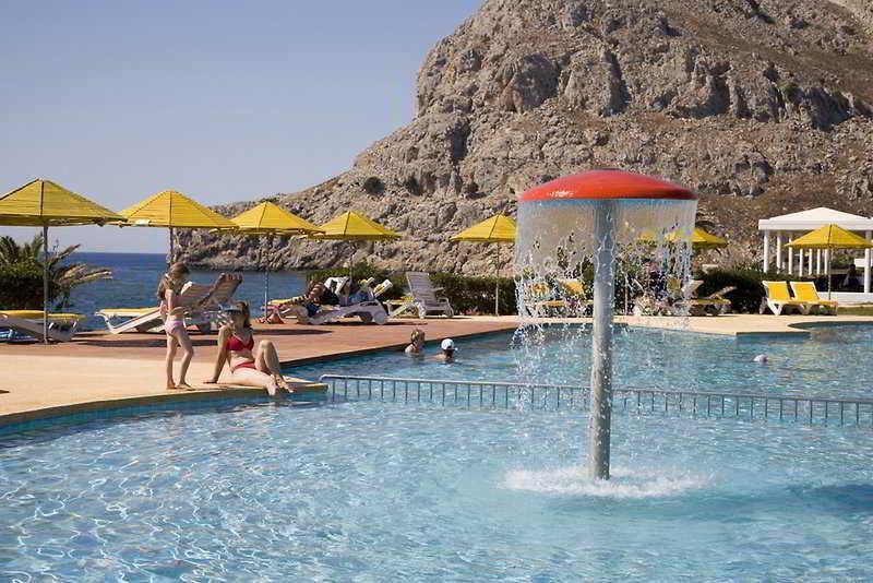 Holidays at Kolymbia Beach Hotel in Kolymbia, Rhodes
