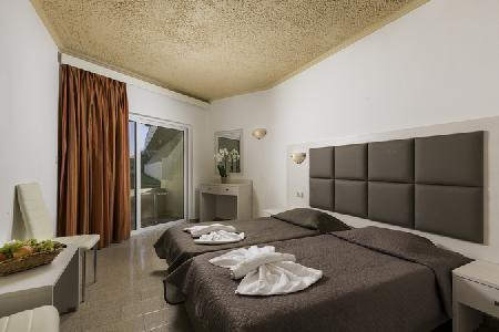 Holidays at Relax Hotel in Kolymbia, Rhodes