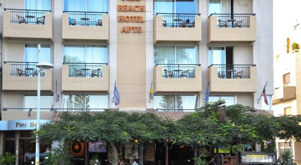 Holidays at Pier Beach Aparthotel in Limassol, Cyprus