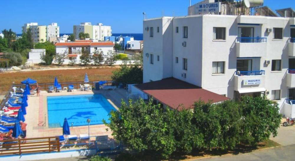 Holidays at Maouris Aparthotel in Protaras, Cyprus