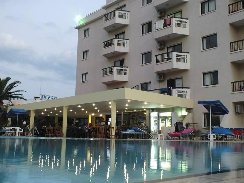 Livas Apartments, Protaras, Cyprus. Book Livas Apartments ...