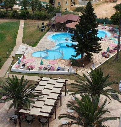 Holidays at Astreas Beach Hotel and Apartments in Protaras, Cyprus