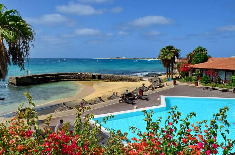 Holidays at Porto Antigo Aparthotel in Sal, Cape Verde