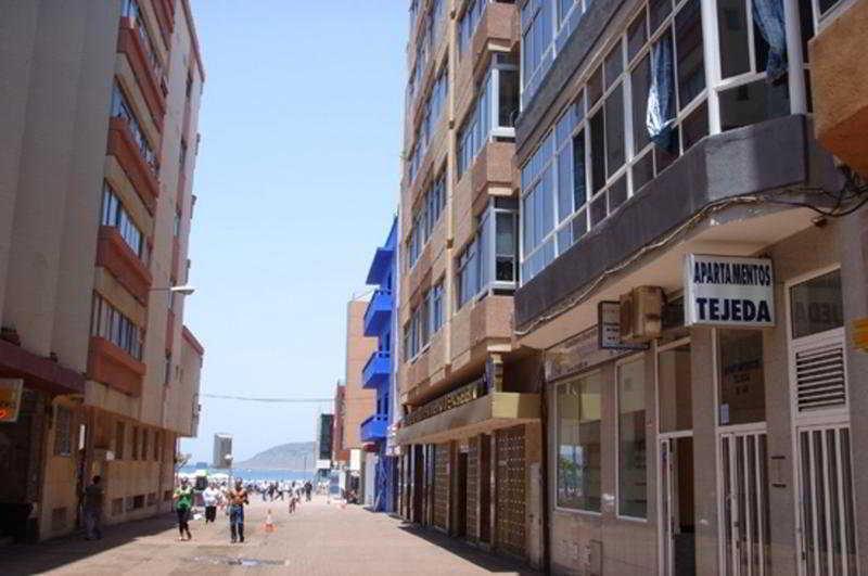 Holidays at Tejeda Apartments in Las Palmas, Gran Canaria