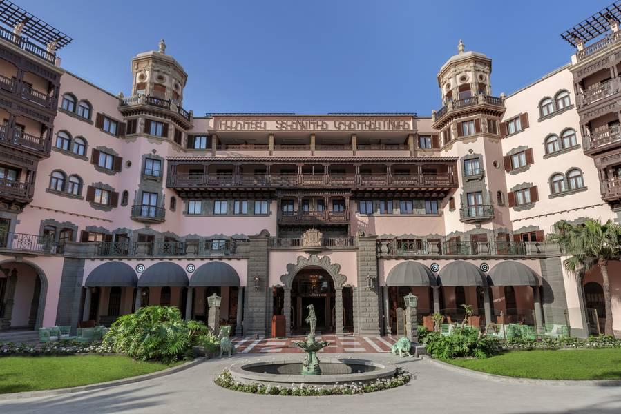 Holidays at Santa Catalina, a Royal Hideaway Hotel in Las Palmas, Gran Canaria