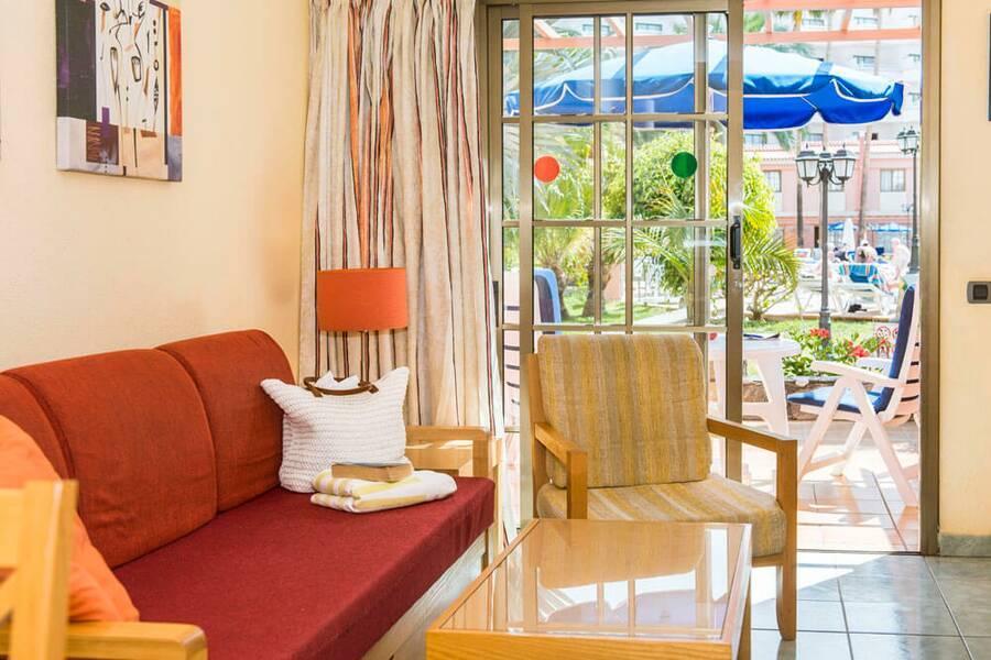 Jardin del sol bungalows playa del ingles gran canaria for Apartments jardin del atlantico gran canaria
