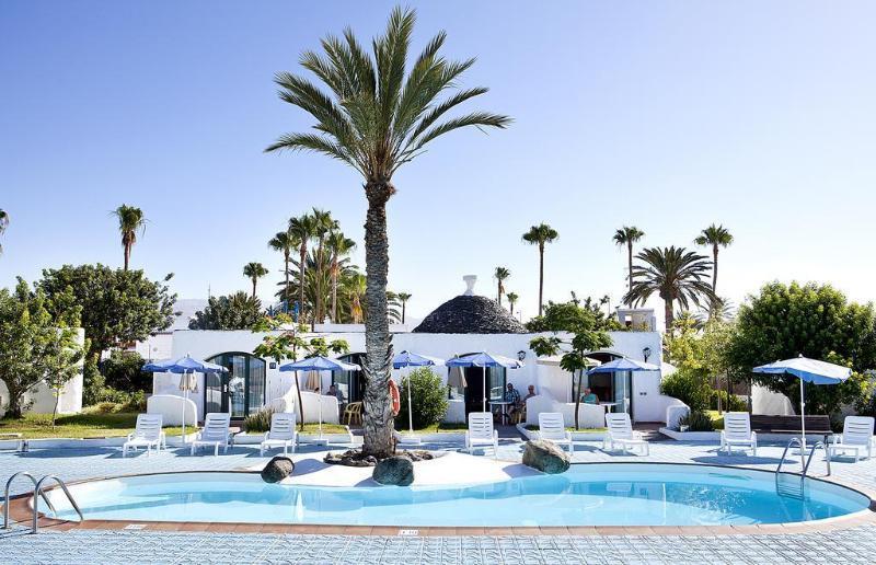 Holidays at Parque Romantico Bungalows in Playa del Ingles, Gran Canaria