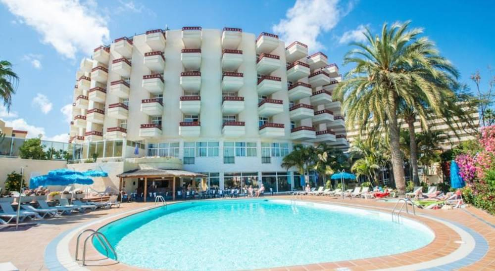 Holidays at El Rondo Hotel in Playa del Ingles, Gran Canaria