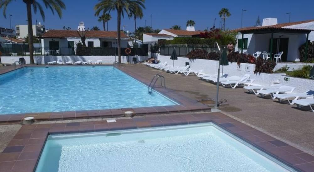 Holidays at Las Tartanas Bungalows in Playa del Ingles, Gran Canaria