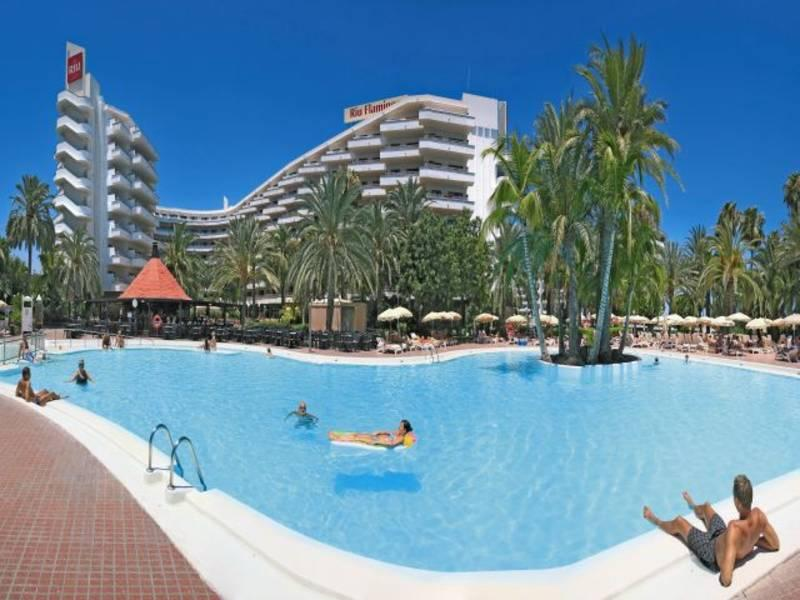 Holidays at Riu Flamingo Aparthotel in Playa del Ingles, Gran Canaria
