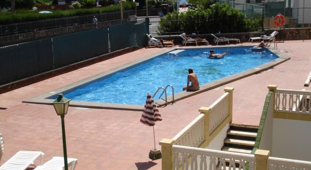 Holidays at Los Ficus Apartments in Playa del Ingles, Gran Canaria