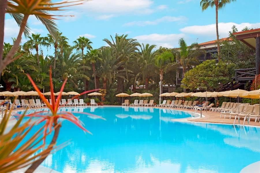 Holidays at Parque Tropical Hotel in Playa del Ingles, Gran Canaria