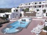 Holidays at Villa Canaima Apartments in Matagorda, Lanzarote