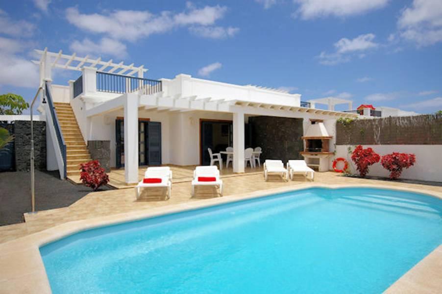 Holidays at Susaeta Villas in Playa Blanca, Lanzarote