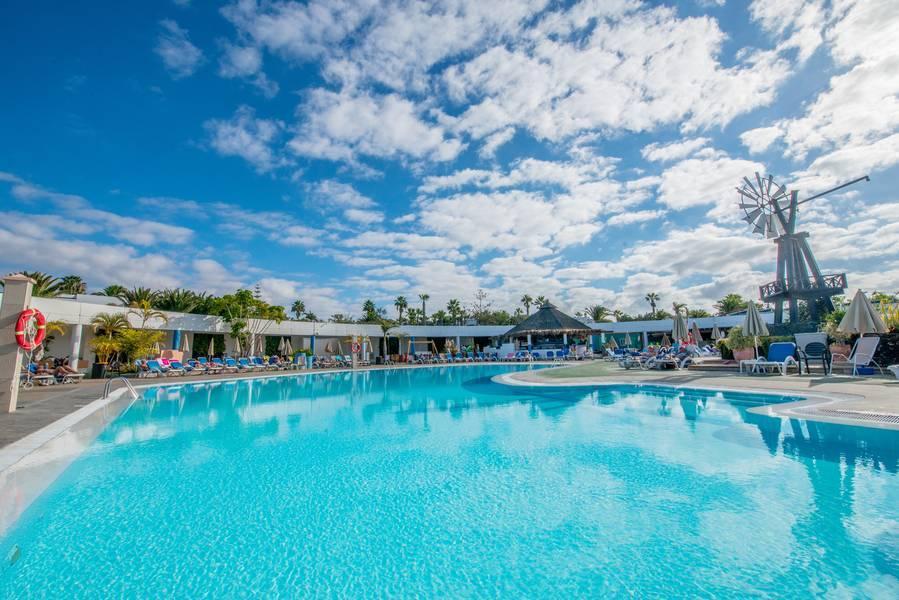 Holidays at Relaxia Lanzasur Club in Playa Blanca, Lanzarote